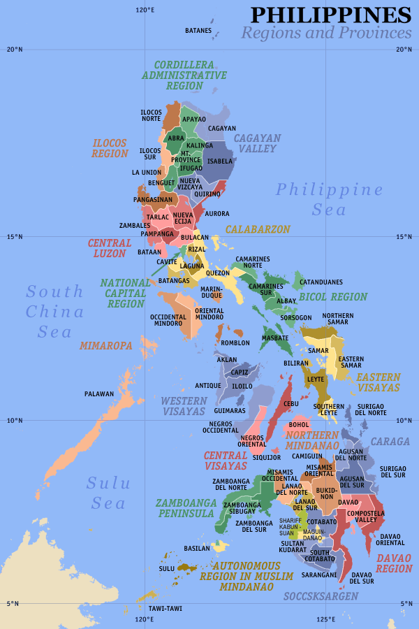 Administrative division of the Philippines